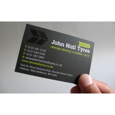 Corporate Card Single Side 500
